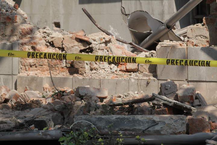 Registra SSN 76 réplicas tras sismo de 7.2 grados