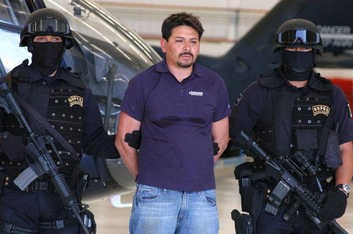 Niegan amparo de extradición
