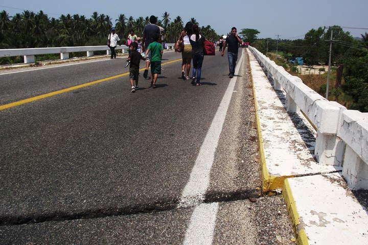 Cimbra sismo centro y sur de México