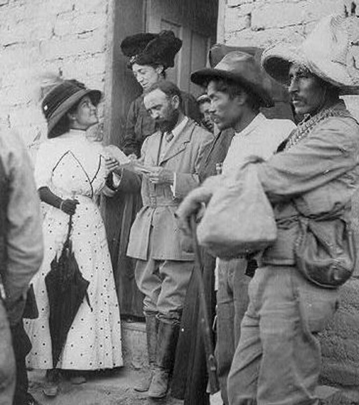 Los jefes de la División del Norte (1911-1914)