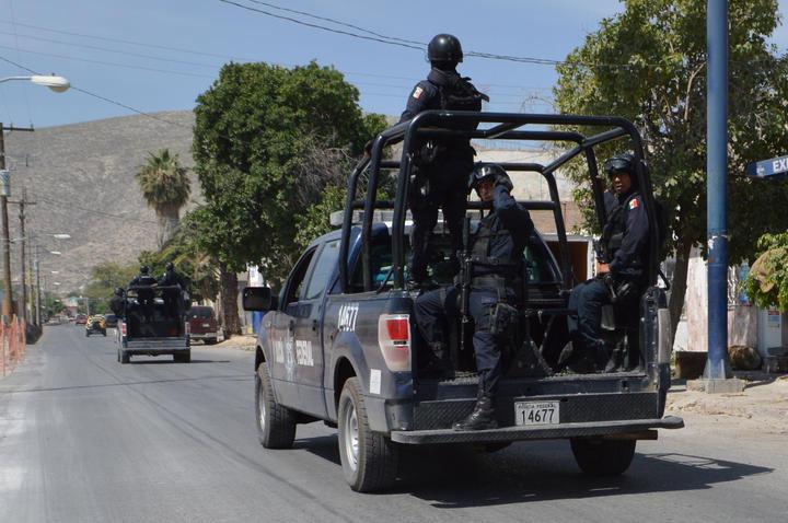 Fuerzas federales entrarán a dos municipios más de Michoacán