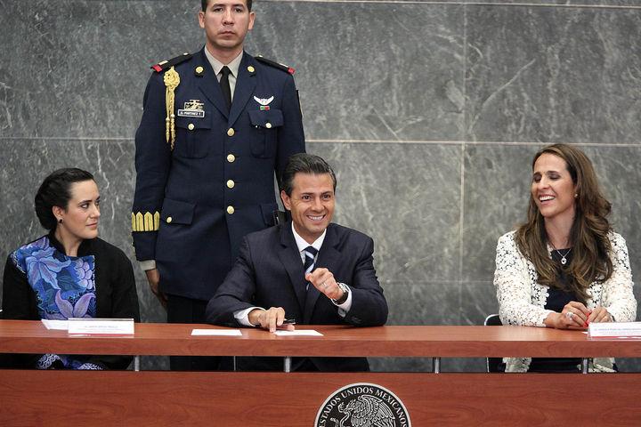 Reforma es clave para la competitividad: Peña