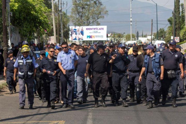 Cesan a 97 policías estatales por reprobar