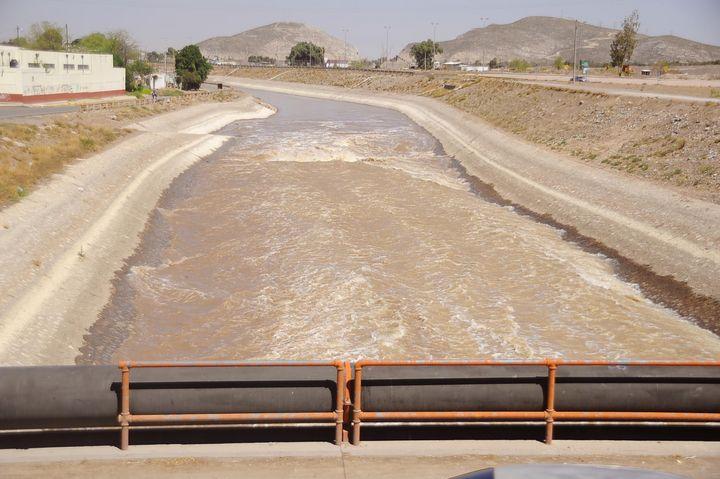Reducen la cartera de obras hídricas