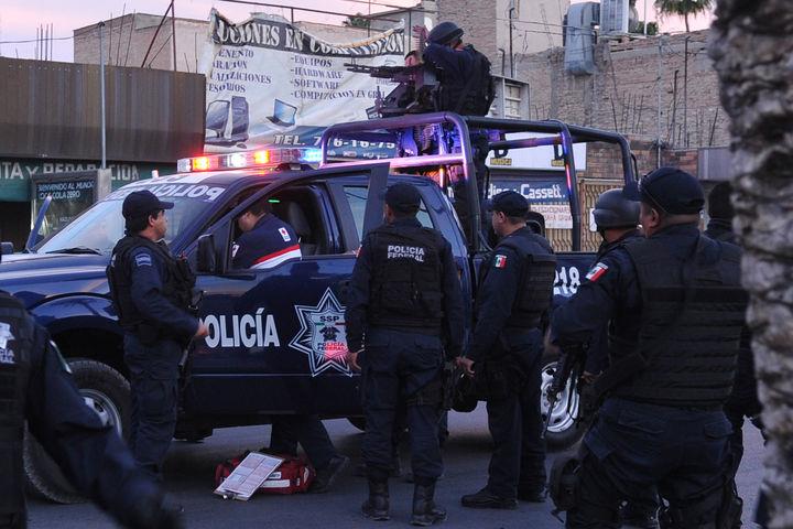 Reportan balaceras en ciudad Reynosa