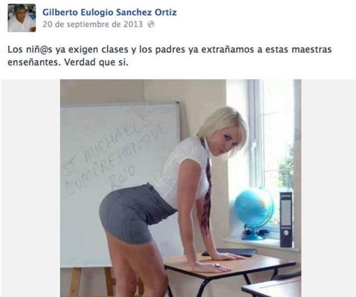 Destituyen a funcionario por fotos provocativas en Facebook