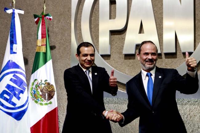 Madero y Cordero se acusan de apoyar al PRI en debate