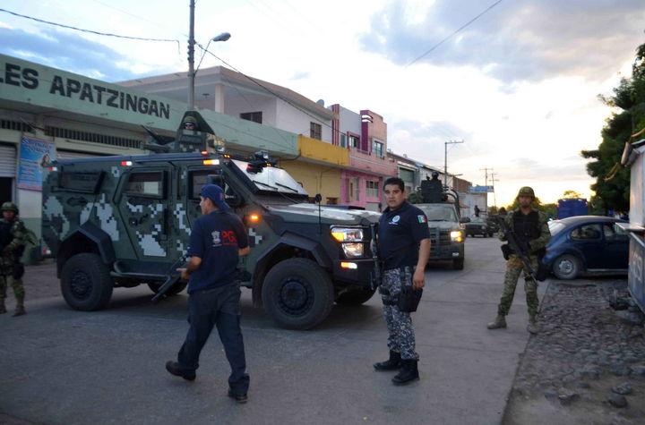 Unifica Michoacán mando de Policía