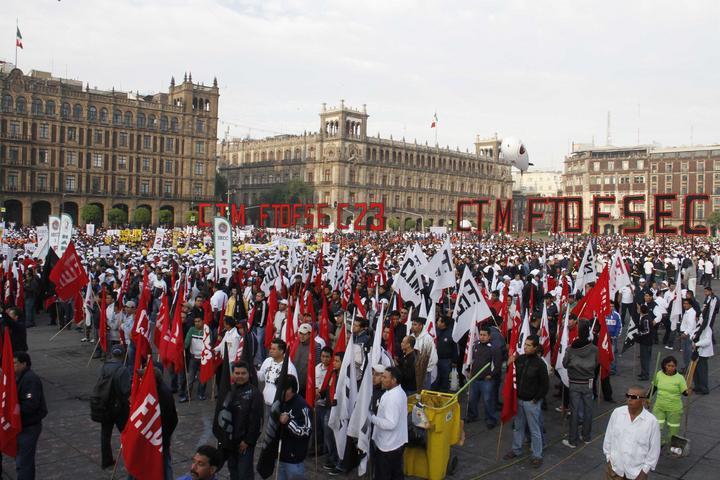 Llaman a defender los derechos laborales