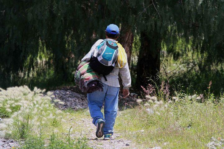 Aseguran migrantes ilegales en Tabasco