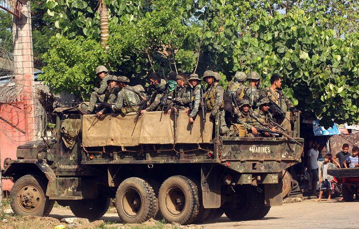 Mueren 26 durante ataques en Filipinas