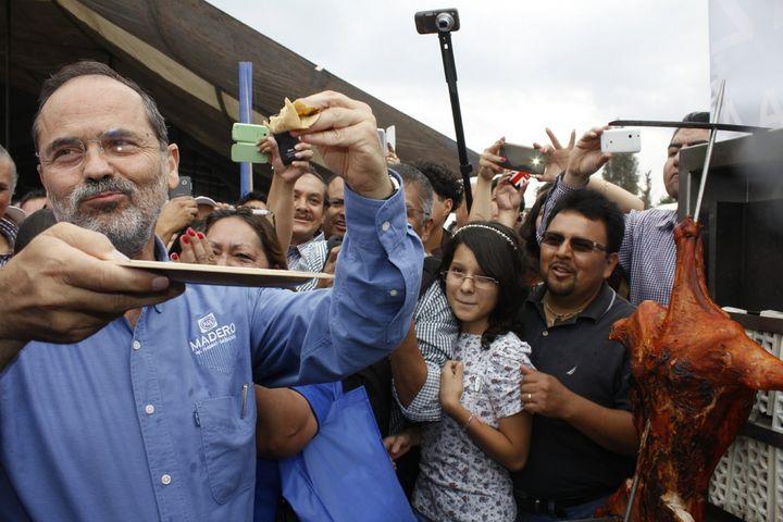 Desean panistas salud a Madero