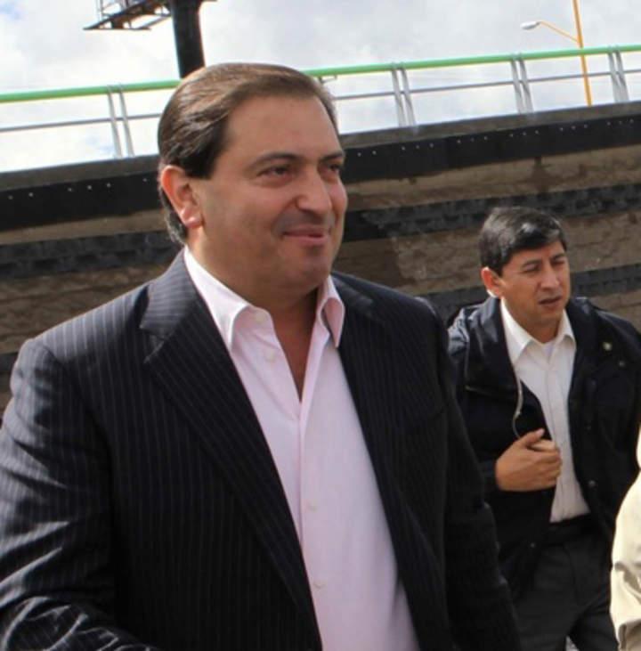 Reynoso Femat es detenido por peculado