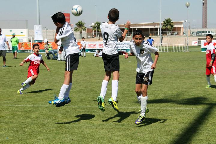 Finaliza con éxito la Copa Santos Peñoles