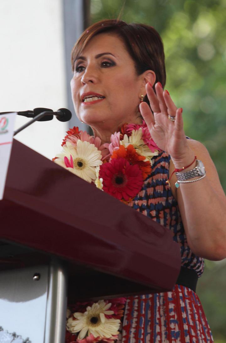 Critican dichos de Rosario Robles