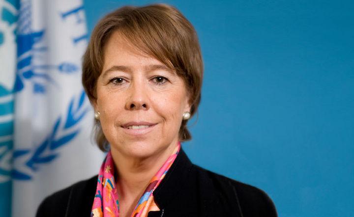 Dan cargo en la ONU a mexicana