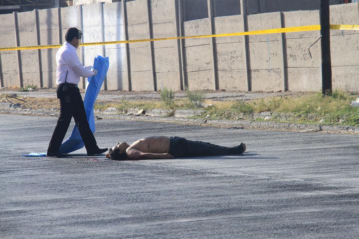 Asesinan a tiros a uno en Parque Industrial