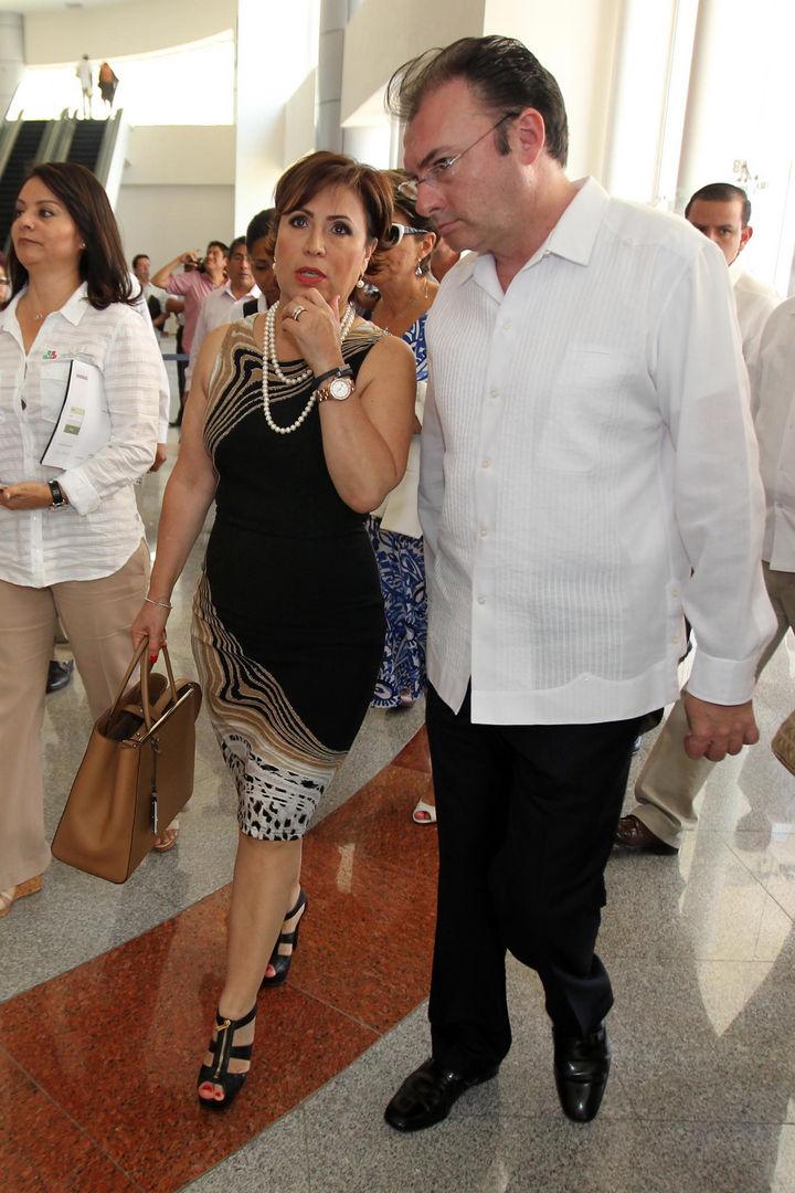 Denuncia ONG a Rosario Robles ante DH