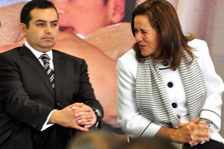 Apoya Margarita Zavala a Ernesto Cordero para dirigir al PAN