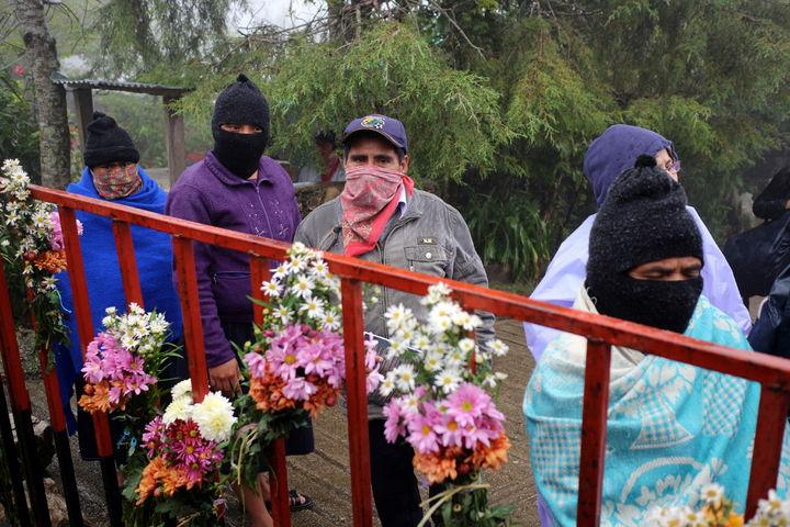Condena Chiapas muerte de indígena zapatista