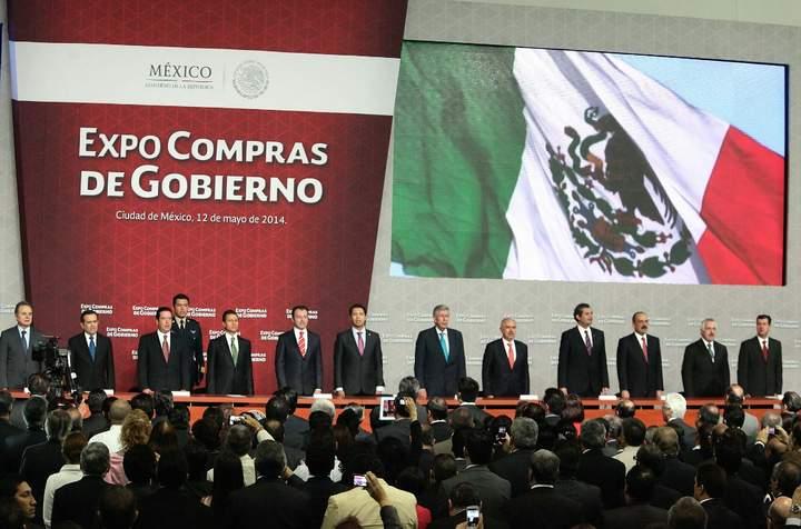 La economía nacional va por buen camino: EPN