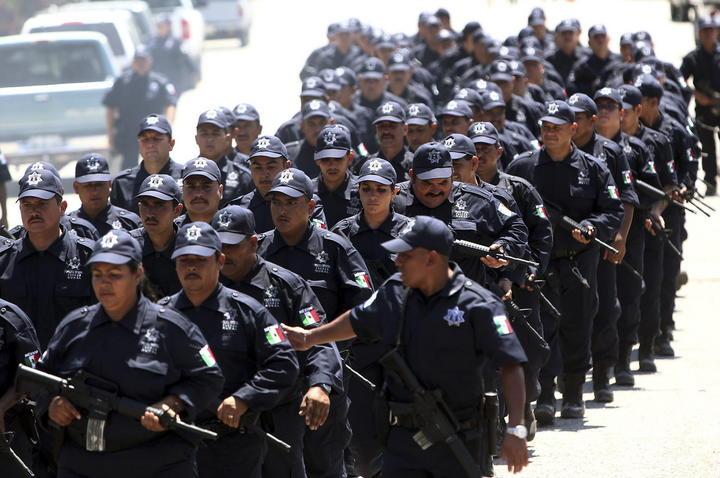Afirman que Policía Rural ayuda a la pacificación de Michoacán