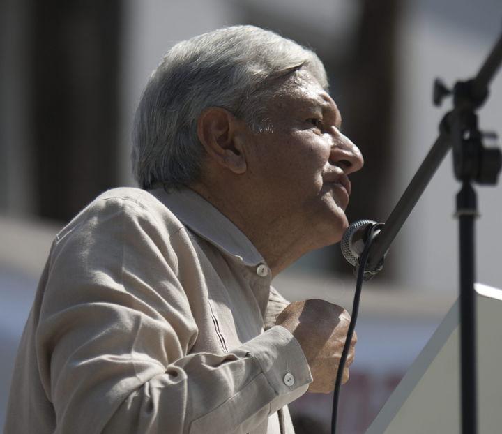 Critica AMLO estrategia en Tamaulipas