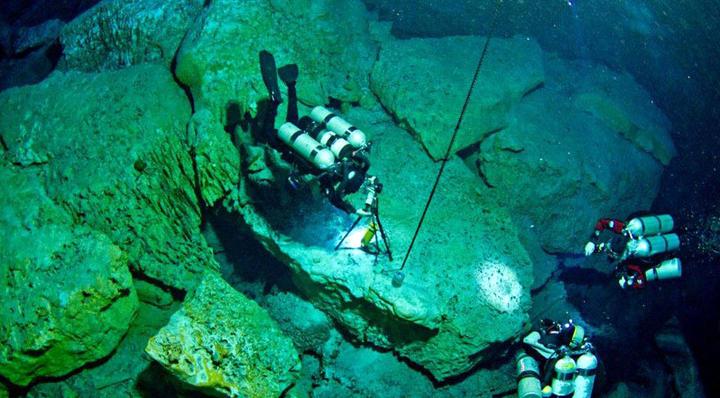 Hallan esqueleto humano más antiguo de América en Yucatán