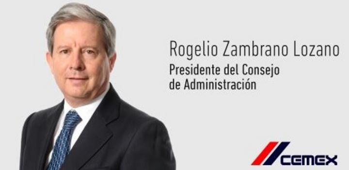 Designa Cemex director general y presidente del Consejo