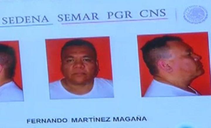 Líder de cártel ya había sido capturado en 2011