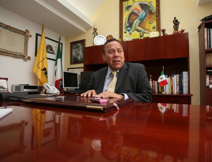 Expresa PRD desacuerdo por pensión vitalicia para magistrados