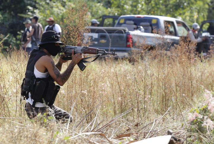 Autodefensas matan a dos sicarios en Sahuayo, Michoacán