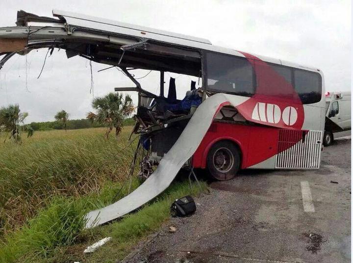 Empresa indemnizará a víctimas de choque en Tabasco
