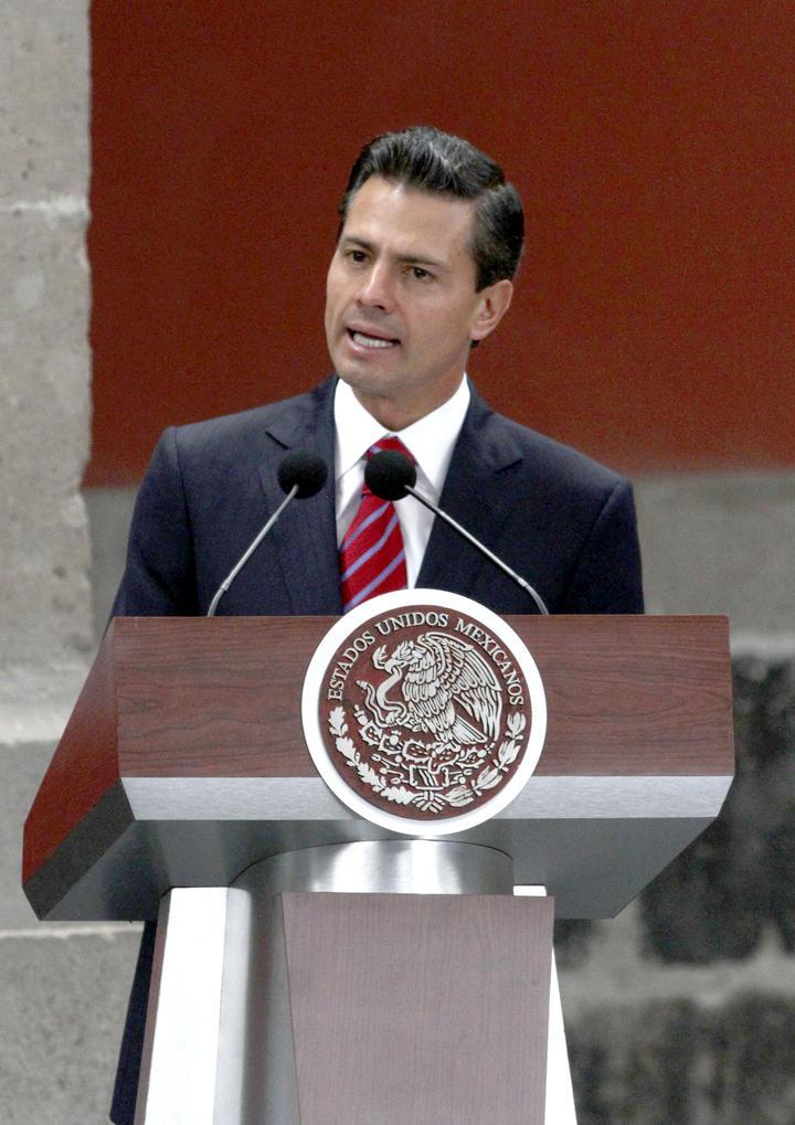 Acceso a la tecnología, un derecho Constitucional: Peña Nieto