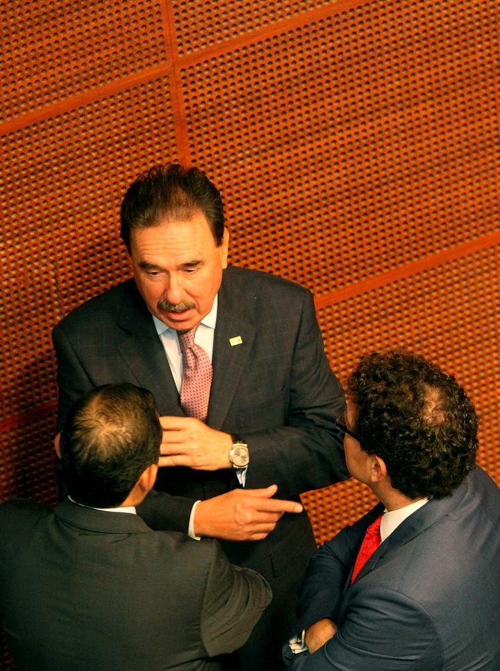 Destaca Emilio Gamboa aprobación de reforma electoral