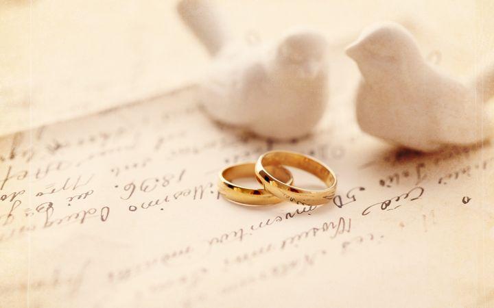 Casarse, receta para tener un corazón sano