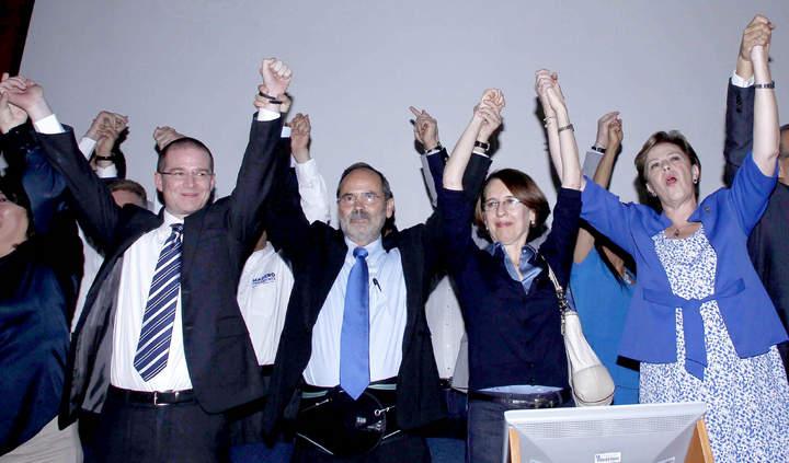 Gana Madero elección