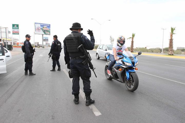 PRD pide a Policia Federal parar detención de migrantes