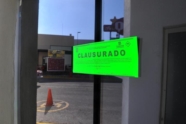 Niegan suspensión provisional a casino clausurado