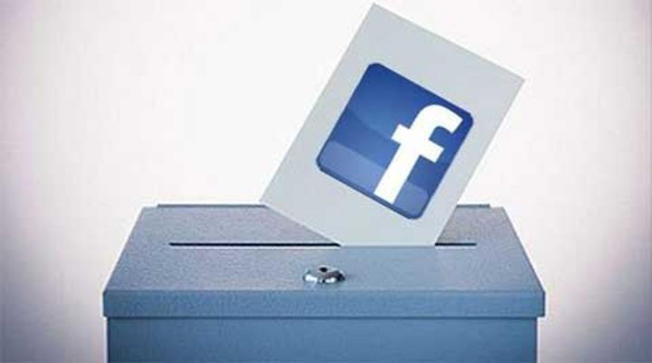 Facebook habilitará herramienta para elecciones