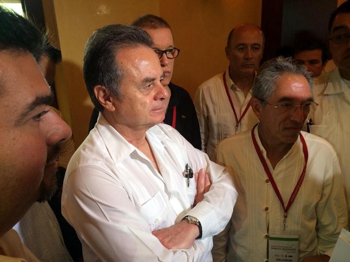 Foro de energías renovables reúne a delegados de 27 países en Cancún