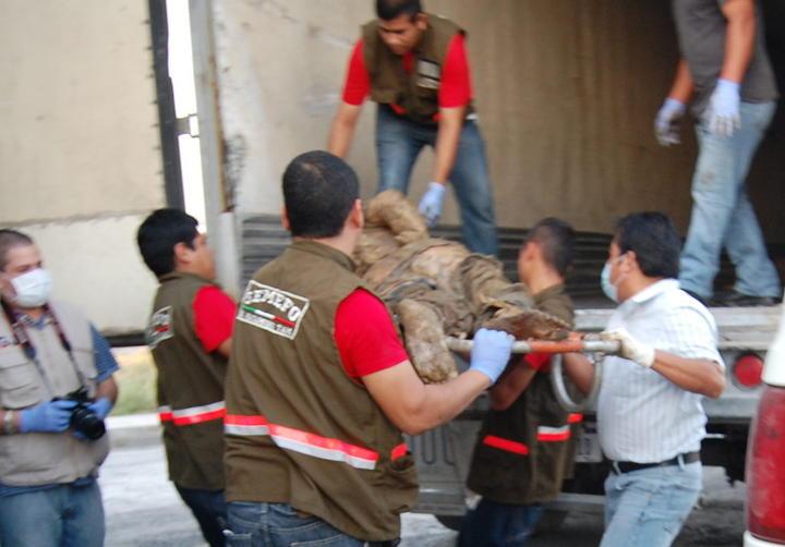 Exigen a CNDH acelerar investigación en San Fernando