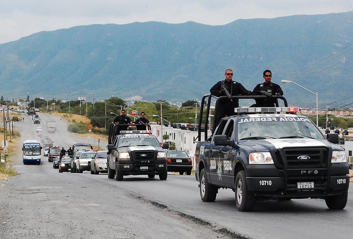 Evalúan nueva estrategia de seguridad en Reynosa