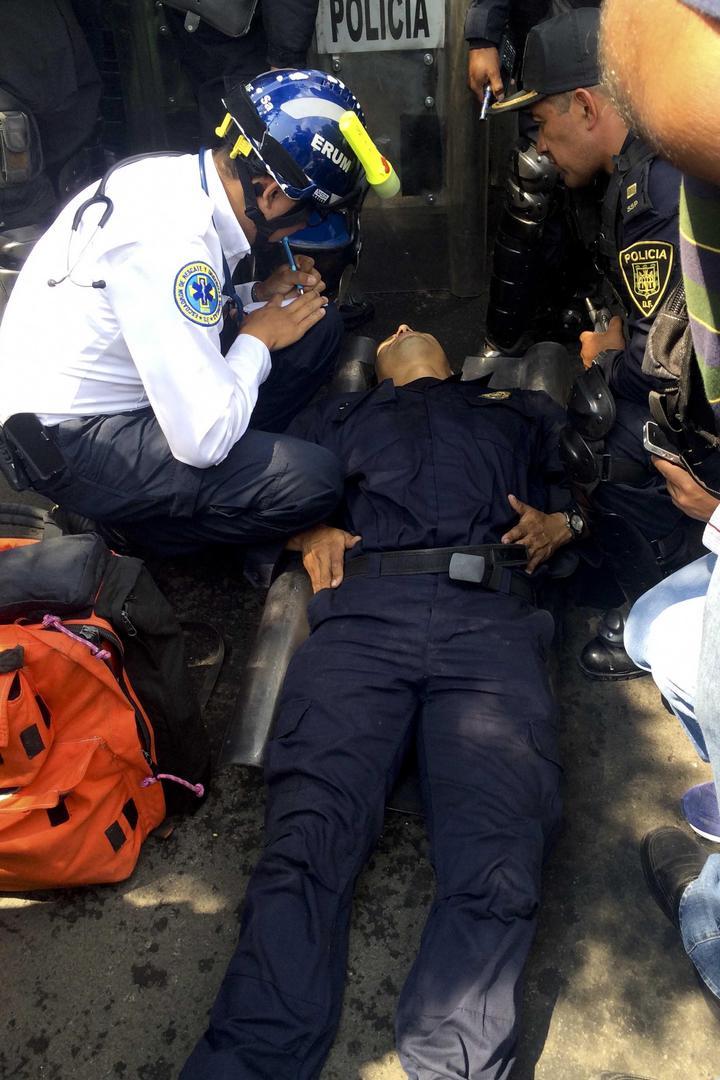 Suman 6 los policías liberados en San Bartolo Ameyalco