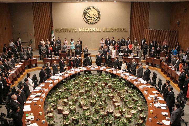 Otorga el INE registro a 5 asociaciones políticas