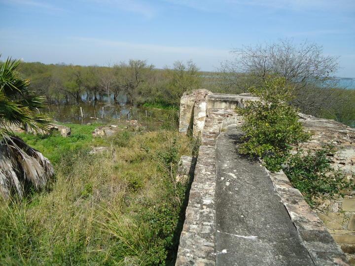 Hayan acueducto del siglo XIX en Linares, Nuevo León