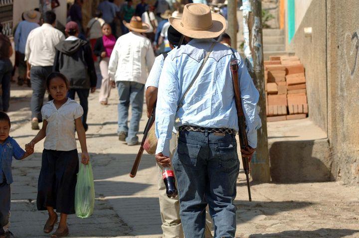 Matan a 6 personas en Guerrero