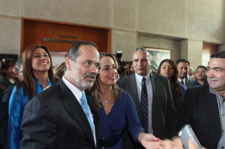 Convoca Gustavo Madero a Consejo Nacional