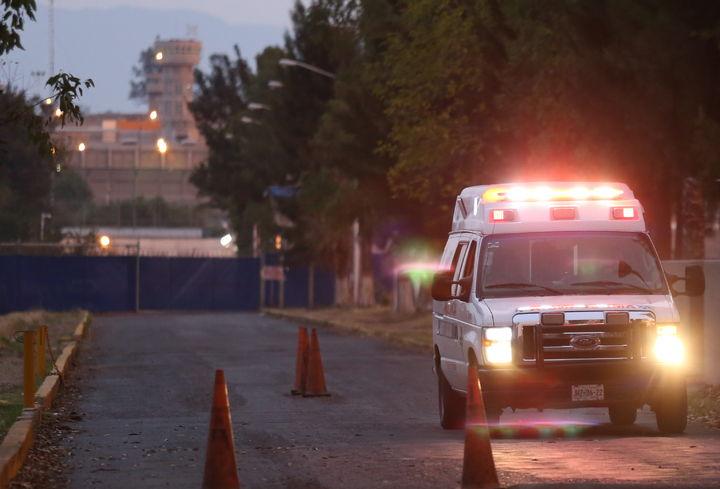 Se intoxican 450 en penal Puente Grande