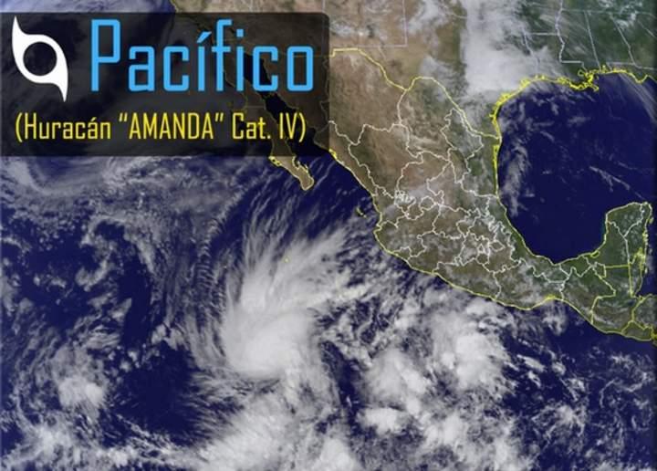 Se debilita huracán